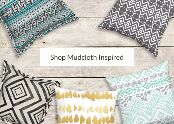 Shop Mudcloth Inspired