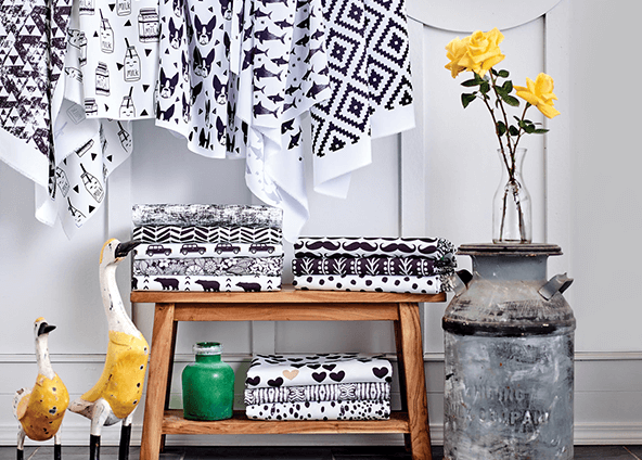 Shop Trending Black & White Designs