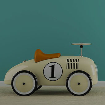 Four Wheels Design Challenge