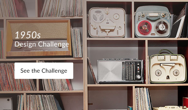 See the 1950s Design Challenge