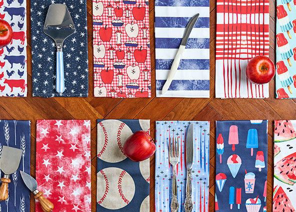 Shop trending red, white & BBQ designs