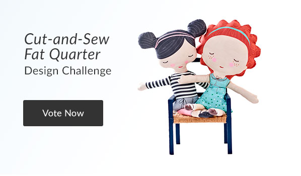 See the Cut & Sew Fat Quarter Project Design Challenge