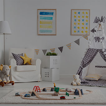 Gender Neutral Nursery Design Challenge