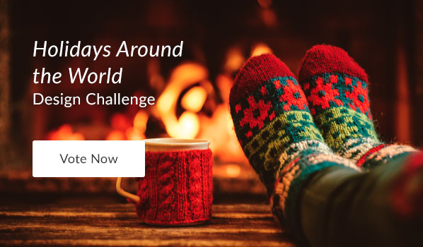 See the Holidays Around the World Design Challenge