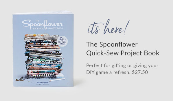 Shop our new Quick-Sew Project Book