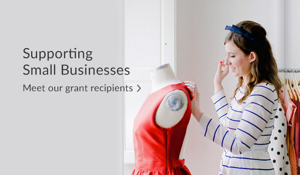 Spoonflower Small Business Grant Recipients Announcement