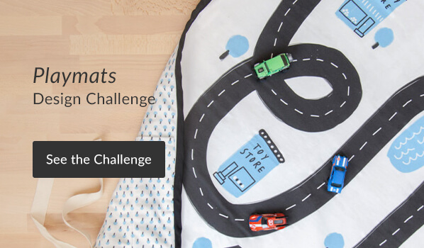 See the Playmats Design Challenge