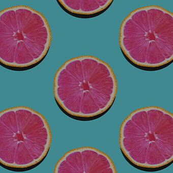 Pop Art Citrus Design Challenge