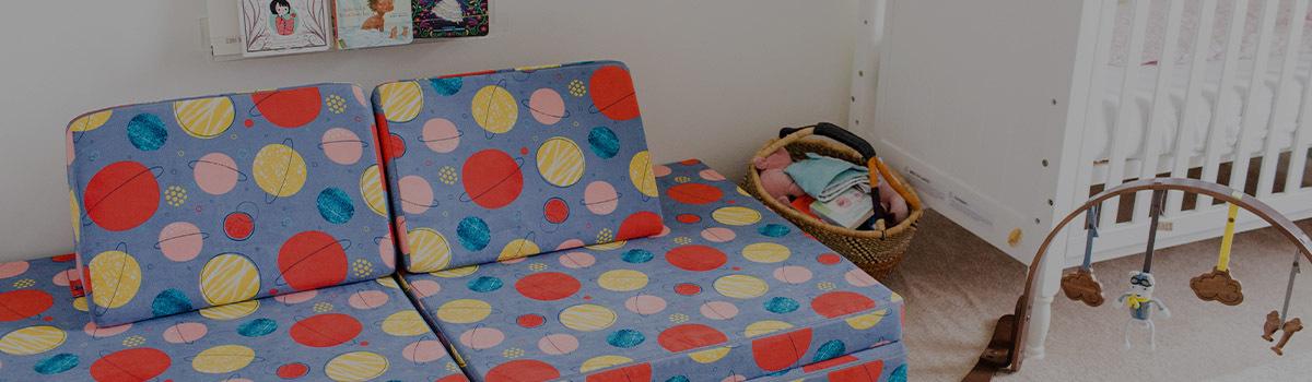 Nugget Couch Designs | Spoonflower Design Challenge
