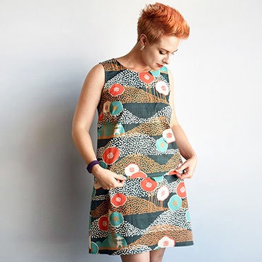 Sprout Patterns dress