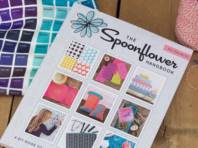 Cover of the Spoonflower Handbook
