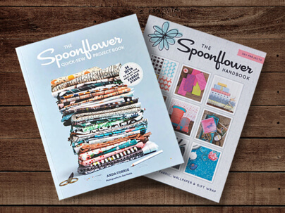 The Spoonflower Book Bundle