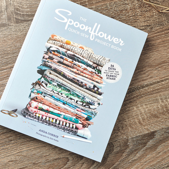 c968fc503c Spoonflower Quick Sew Project Book | Spoonflower