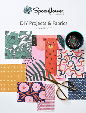 2020 Summer Fabric Magazine