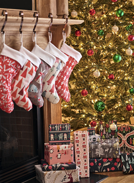 Deck the Halls with the Perfect Holiday Stocking DIY